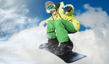 Snowboarding - Action Water Sports
